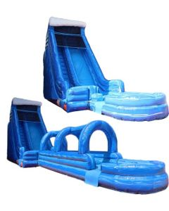 18' Giant Slide Slip N Dip Wet/Dry (3 Pc) | S122