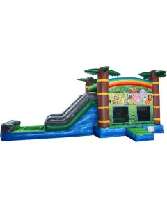 Tropical Bounce Slide Combo | Wet/Dry | C110
