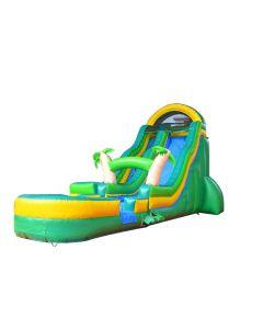 20' Paradise Wet/Dry Slide