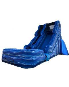 24' Marble Wet/Dry Slide | S115