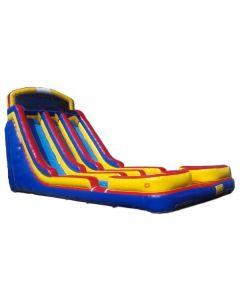 24' Dual Lane Wet/Dry Slide | S138
