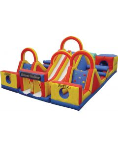Adventure Rush 3 Piece Obstacle Course | O204