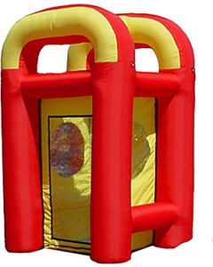 Cash Cube Inflatable Game | I224
