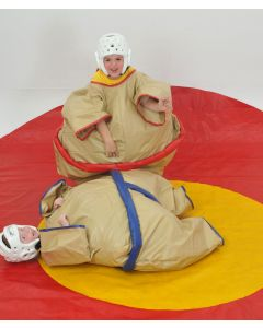 Sumo Suits | Children Inflatable & Mat