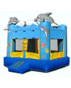 Dolphin Bounce House |  B132