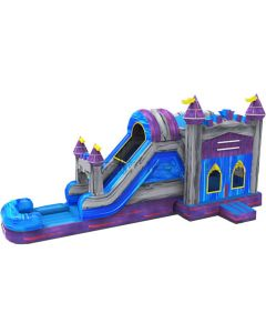 Extreme Castle Bounce Slide Combo | Wet/Dry