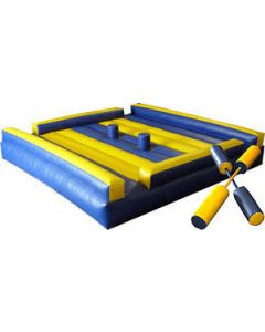 Inflatable Joust Game w/Sticks | I208