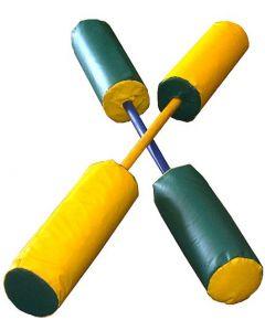 Joust Sticks (2) - Qtip Style | A324