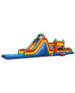 Jump Slide & Obstacle (3 pc)