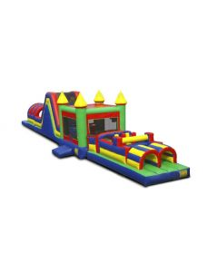 Jump Slide Obstacle with Slip n Dip (3 pc)
