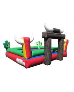 Long Horn Inflatable Bed