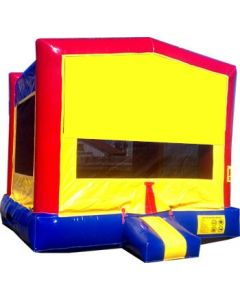 Modular Bounce House Red/Blue | B117B