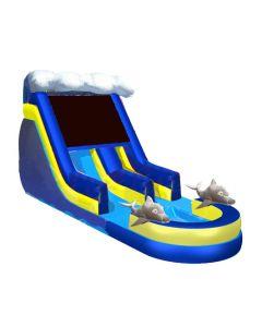 18' Dolphin Wet/Dry Slide