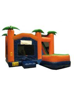 Paradise 7n1 Bounce Slide Combo | Wet/Dry