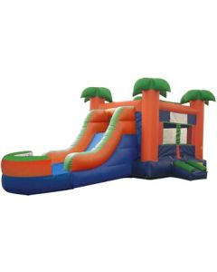 Paradise Bounce Slide Combo   Wet/Dry   C110b