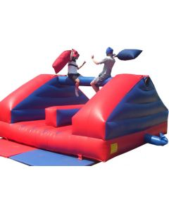Pillow Fight Inflatable Game