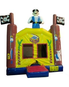 Pirate Bounce House | B131