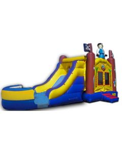 Pirate Bounce Slide Combo | Wet/Dry | C112