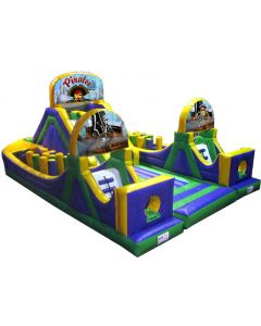 Pirate Run Obstacle Course ( 3 pc)