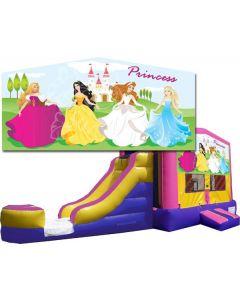 Modular Bounce Slide Combo | Wet/Dry | C100a - Pink