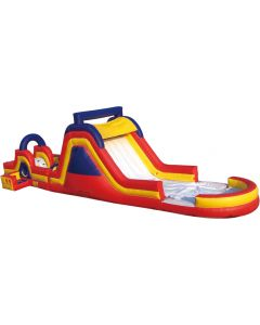 Playground Slide Combo (2 pc) | Wet/Dry