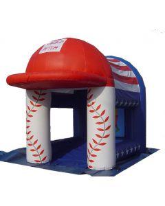 Baseball Speed Pitch With Radar | I250