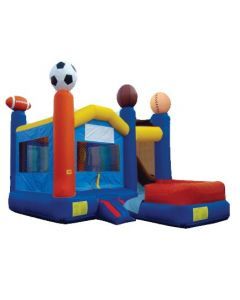 Sports 7n1 Bounce Slide Combo | Wet/Dry