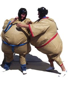Sumo Suits | Adult Inflatable & Mat