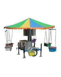 Mechanical Swing Set