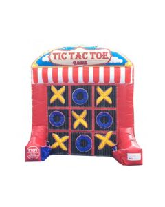 2 in 1 Tic Tac Toe & 4 in a Row game