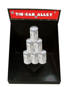 Tin Can Alley Game | IC104